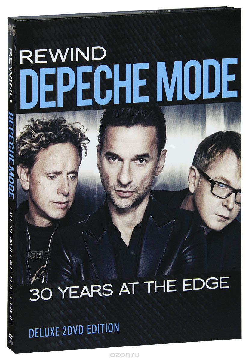 Depeche Mode: Rewind 30 Years At The Edge (2 DVD)