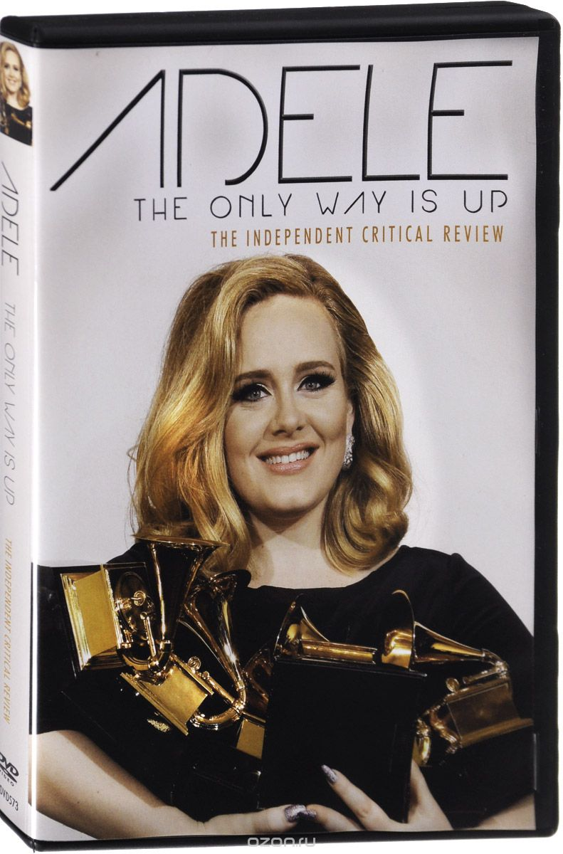 Adele: The Only Way Is Up: The Independent Critical Review